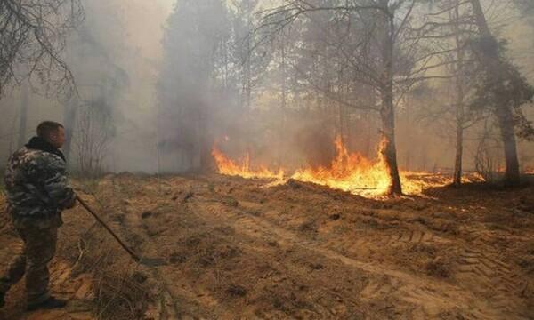 Τσερνόμπιλ: Καίει ακόμα η φωτιά – Τρόμος στο Κίεβο (pics)
