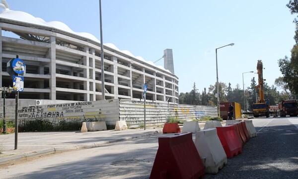ΑΕΚ: Καρέ-καρέ η κατασκευή της «Αγια-Σοφιάς» από τον Ιούλιο του 2017 έως σήμερα (video)