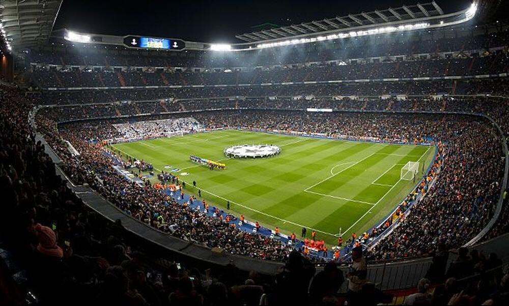 Αλλάζει έδρα η Ρεάλ Μαδρίτης (photos)