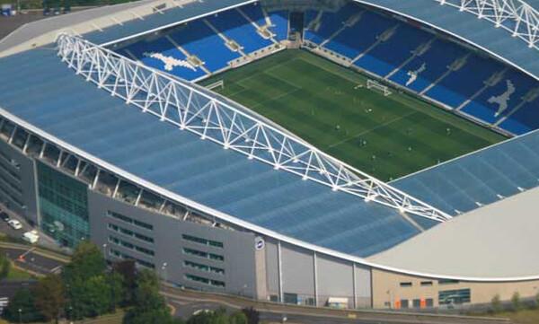 Κορονοϊός: Το αγγλικό γήπεδο που έγινε κέντρο δοκιμών (photos)