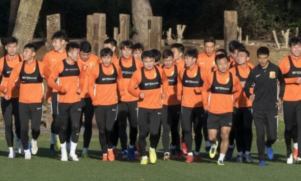 Κορονοϊός: Επέστρεψαν στην Κίνα οι  παίκτες της Ουχάν Ζαλ