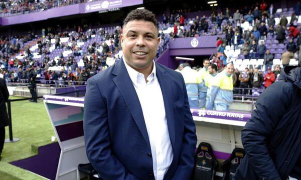 Ποδοσφαιριστές που έγιναν… πρόεδροι: Από τον Μπερναμπέου στον Ρονάλντο! (photos)