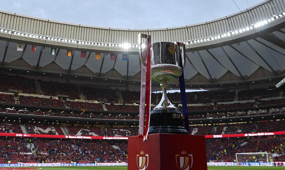 Κορονοϊός: Πότε θα γίνει ο τελικός του Copa del Rey