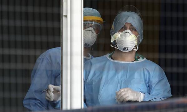 Κορονοϊός: Πέθανε και τρίτος ασθενής μέσα σε λίγες ώρες - 124 οι νεκροί στην Ελλάδα