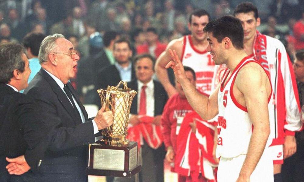 «Το σέρβικο λόμπι ήθελε πρωταθλητή Ευρώπης τον Ολυμπιακό το 1997» (video+photos)