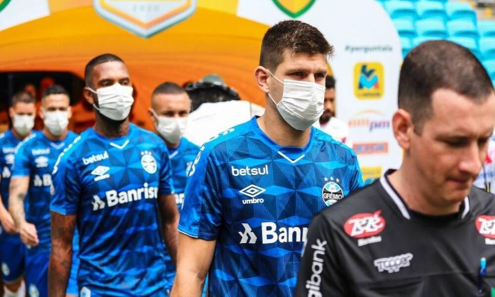 Κορονοϊός: Με μάσκες στο γήπεδο οι ποδοσφαιριστές της Bundesliga