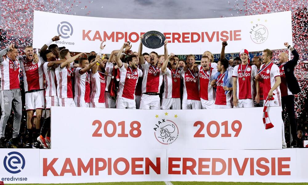Κορονοϊός: Τέλος οριστικά η σεζόν στην Ολλανδία με... παύλα  στο πρωτάθλημα (video+photos)