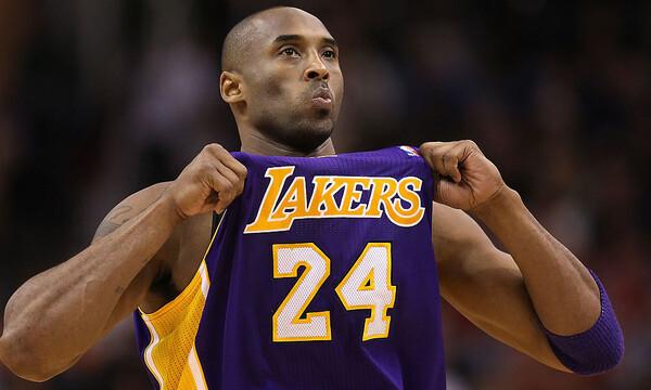 NBA: Σκέψεις για ντοκιμαντέρ της τελευταίας σεζόν του Κόμπι (photos)