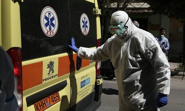 Κορονοϊός: Ακόμα ένας θάνατος στην Ελλάδα - Τα 131 έφτασαν τα θύματα της πανδημίας