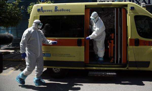 Κορονοϊός: Δύο θάνατοι μέσα σε λίγες ώρες στην Ελλάδα – 136 συνολικά οι νεκροί