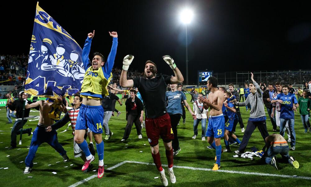Αστέρας Τρίπολης: Σαν σήμερα η πρόκριση στον τελικό Κυπέλλου επί του ΠΑΟΚ (video+photos)
