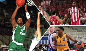 Οι πρωταθλητές του ΝΒΑ που έπαιξαν στην Ελλάδα (pics&vid)