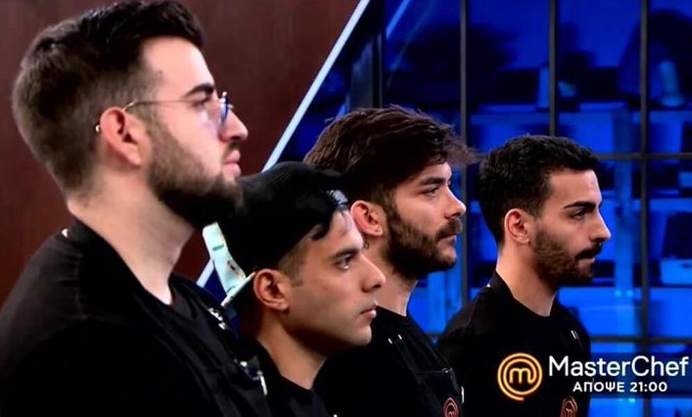 Masterchef: Το… VAR, ο Παράσχος και ο παίκτης που θα αποχωρήσει (video+photos)