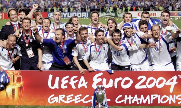 Κορονοϊός: Μεγάλη δωρεά της Εθνικής 2004 (photos)