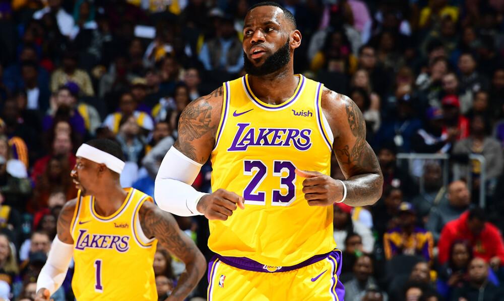 NBA: Έντονη αντίδραση του Λεμπρόν Τζέιμς στο ενδεχόμενο ακύρωσης της σεζόν (video+photo)