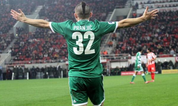 Πράνιτς: «Περήφανος για κάθε λεπτό που φόρεσα τη φανέλα»!