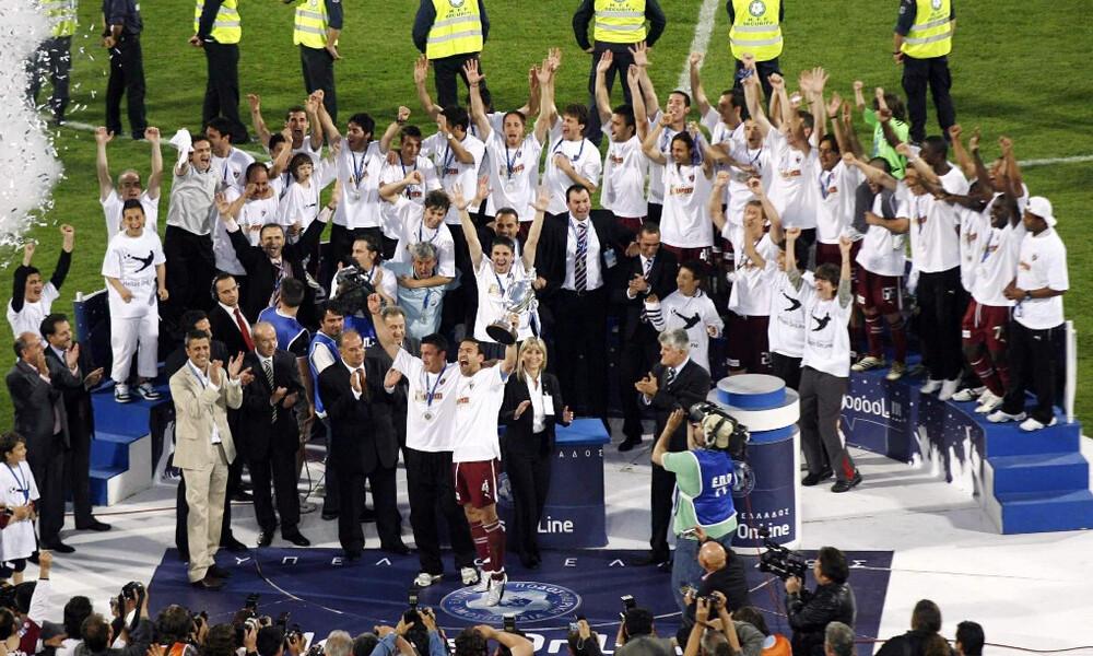 ΑΕΛ: Σαν σήμερα το 2007 κατακτούσε το Κύπελλο (photos+video)