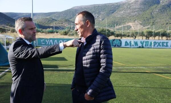 Ρόκα: «Όποιος υποστηρίζει ότι ενεργώ χωρίς την έγκριση του προπονητή, να το αποδείξει»!