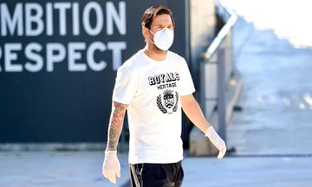 Κορονοϊός: Όλοι «καθαροί» στη Μπαρτσελόνα, συνεχίζονται οι προπονήσεις