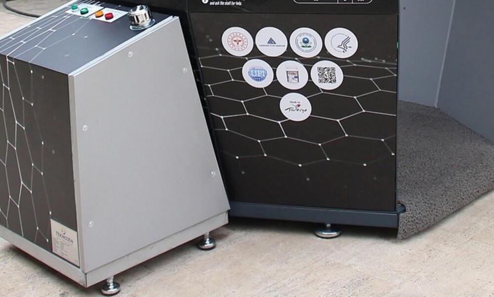 Κορονοϊός: Η πιο διαστημική είσοδος ανήκει στην Μπεσίκτας (photos)