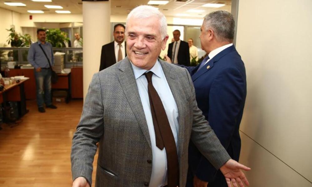 ΑΕΚ: Στην «Αγιά Σοφιά» ο Μελισσανίδης