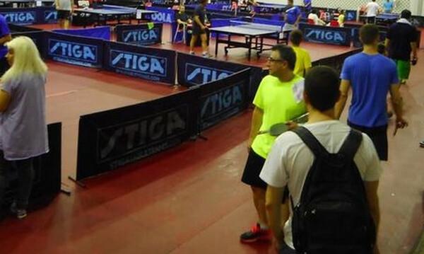 Αναβάλλεται το 10ο πρωτάθλημα πινγκ πονγκ για τα Μ.Μ.Ε.
