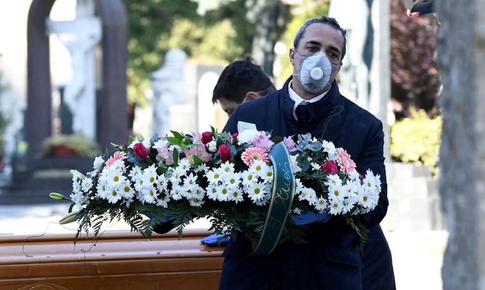 Θρήνος στην Ιταλία: Πέθανε ο Ρινάλντι