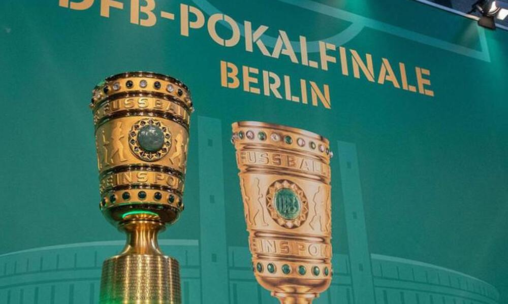 Ορίστηκε για τις 4 Ιουλίου ο γερμανικός τελικός Κυπέλλου