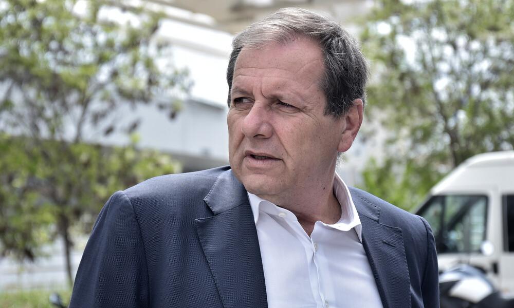 Αγγελόπουλος: «Κρίμα και άδικο για όλους να βάλουμε παύλα»