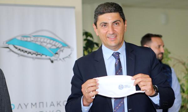 Υφυπουργείο Αθλητισμού: Καμία αιχμή Αυγενάκη για την κυβερνητική πολιτική με πολυϊδιοκτησία