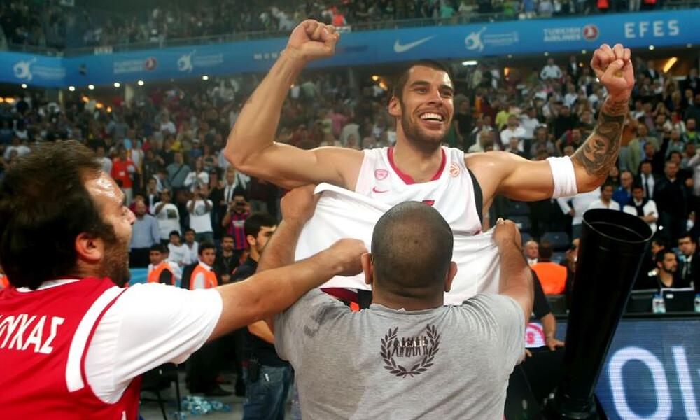Η Euroleague του Ολυμπιακού με το «πεταχτάρι» του Πρίντεζη (video+photos)