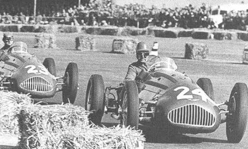 Formula 1: 70 χρόνια από το πρώτο Grand Prix στην ιστορία (video+photos)
