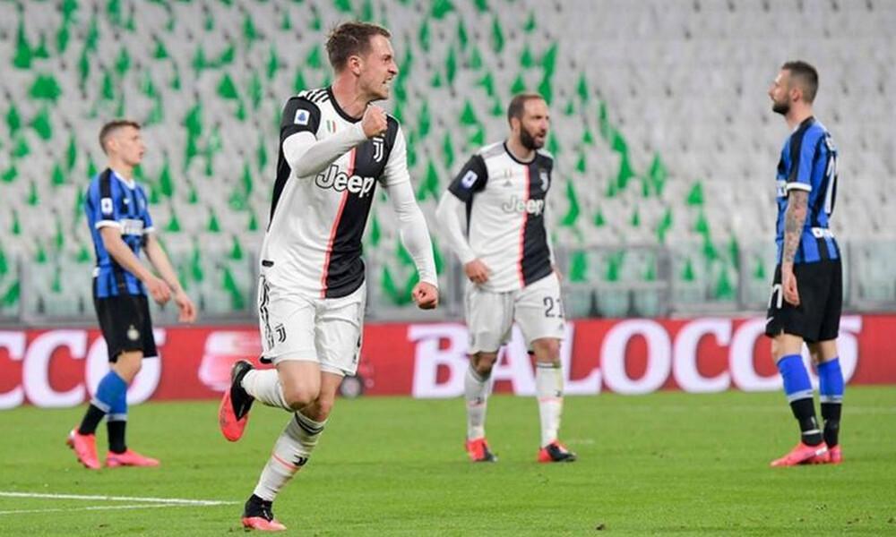 Κορονοϊός: Στις 13 Ιουνίου η επανέναρξη της Serie A