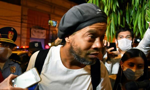Απορρίφθηκε νέο αίτημα αποφυλάκισης του Ροναλντίνιο