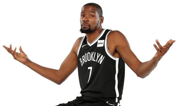 NBA: Τέλος στις φήμες από Ντουράντ