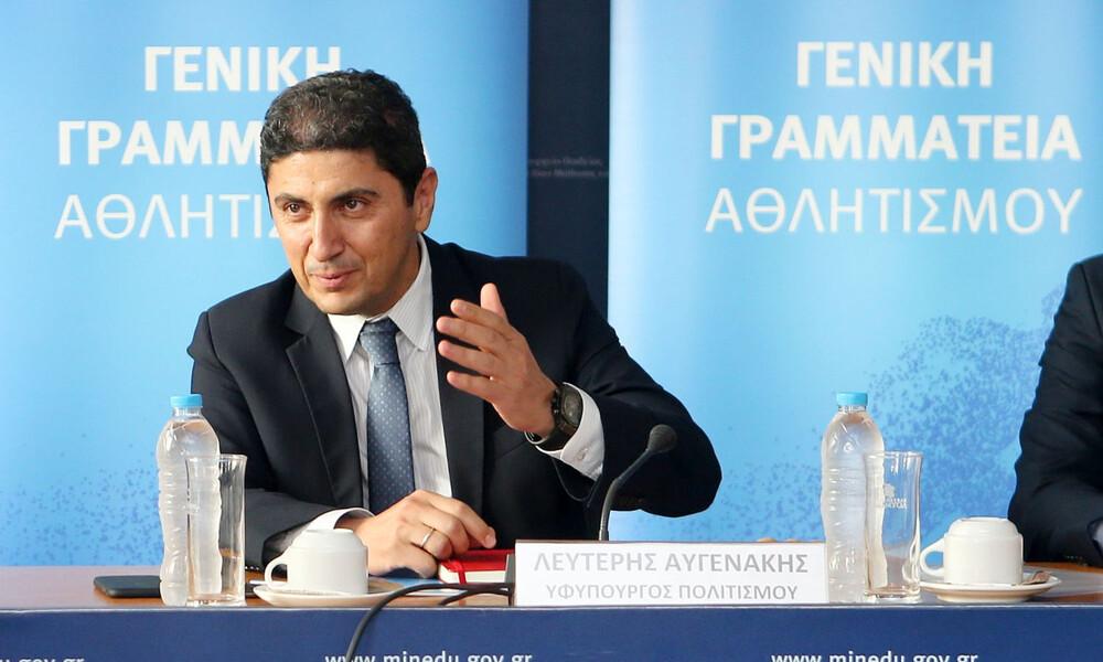 Αυγενάκης: «FIFA και UEFA ενημερώθηκαν πριν την ανακοίνωση για τις εκλογές»