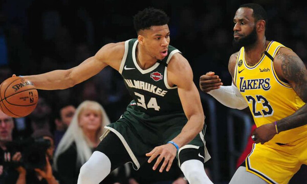 To σενάριο για Αντετοκούνμπο που αλλάζει τις ισορροπίες στο NBA (photos&video)