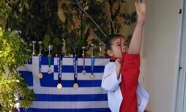 Tάεκβοντο: Ελληνική κορυφή στο διαδικτυακό τεχνικό πρωτάθλημα (photos)