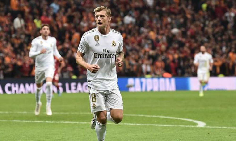 Κρόος: «Σκοπεύω να είμαι παίκτης της Ρεάλ Μαδρίτης για τις επόμενες τρεις σεζόν»