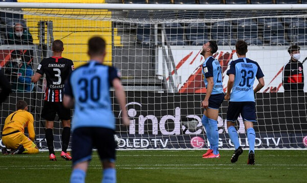 Bundesliga: «Καθάρισε» από νωρίς η Γκλάντμπαχ (videos)