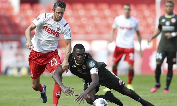Bundesliga: Ισοπαλία με «επιστροφή» για την Μάιντζ (videos)