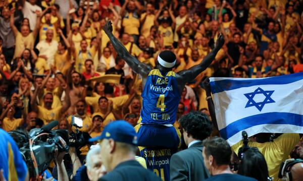 Euroleague: Η Μακάμπι θυμήθηκε τον τίτλο με πρωταγωνιστή τον Ράις (video+photos)