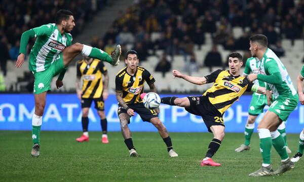 Super League: Προς 6/6 το ΑΕΚ-Παναθηναϊκός