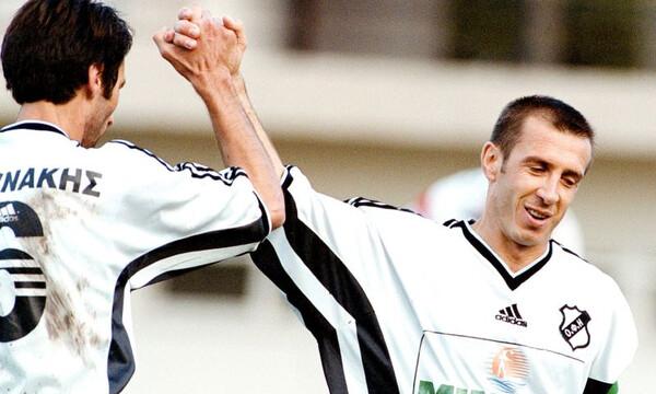 Ο Νίκος Νιόπλας έπαιξε 510 ματς στην Α' Εθνική αλλά δεν είναι πρώτος σε συμμετοχές! (photos)