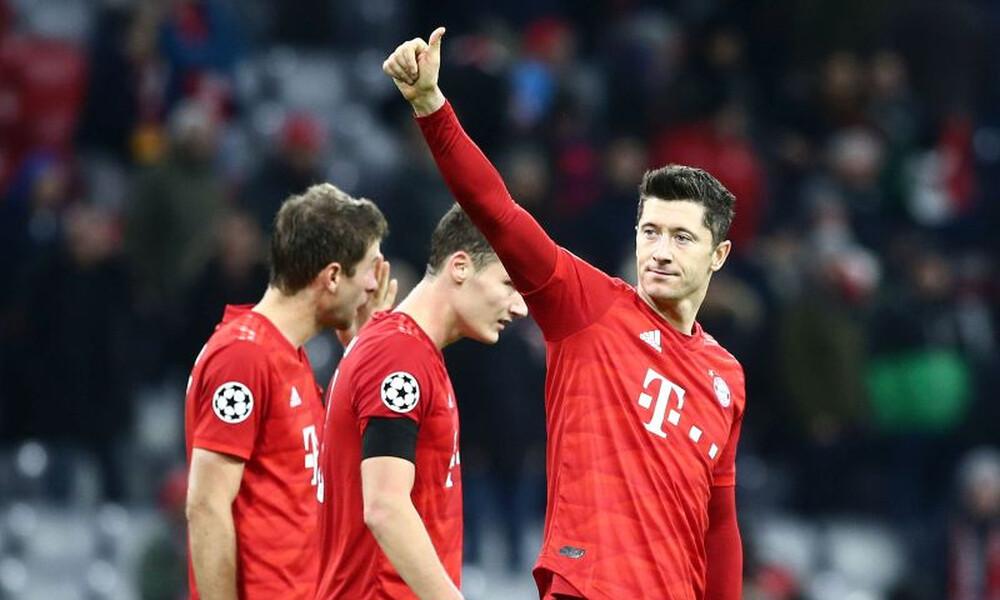 Όλα τα βλέμματα και πάλι στην Bundesliga