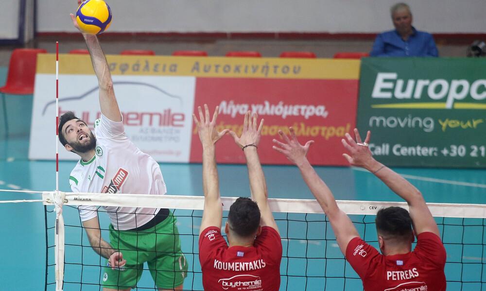 Volley League: Final-4 με ημιτελικούς στο ΟΑΚΑ και τελικούς στις έδρες των ομάδων