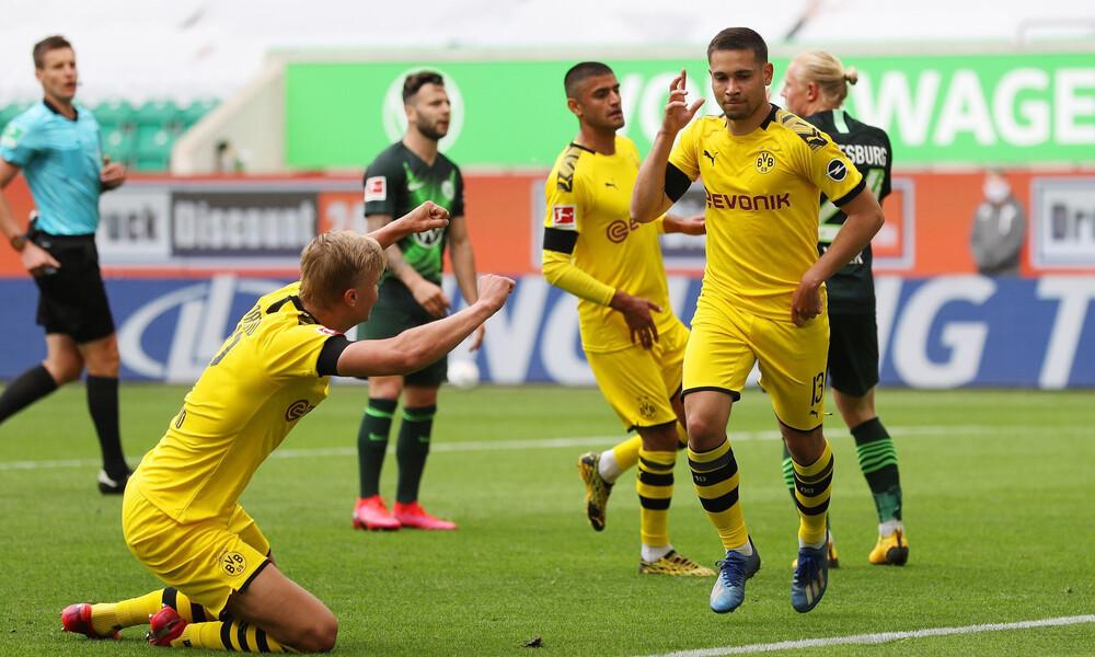 Bundesliga: Ασταμάτητη η Ντόρτμουντ, επιτέλους νίκη για Βέρντερ (photos+video)