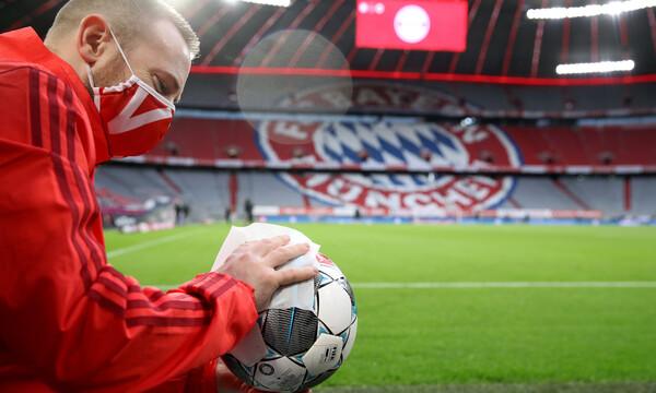Οπαδοί κατά της επανέναρξης της Bundesliga (photos)
