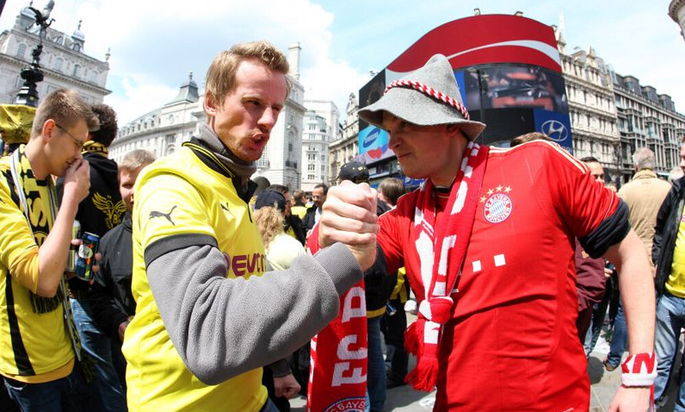 Ντέρμπι τίτλου στην εμβόλιμη αγωνιστική της Bundesliga