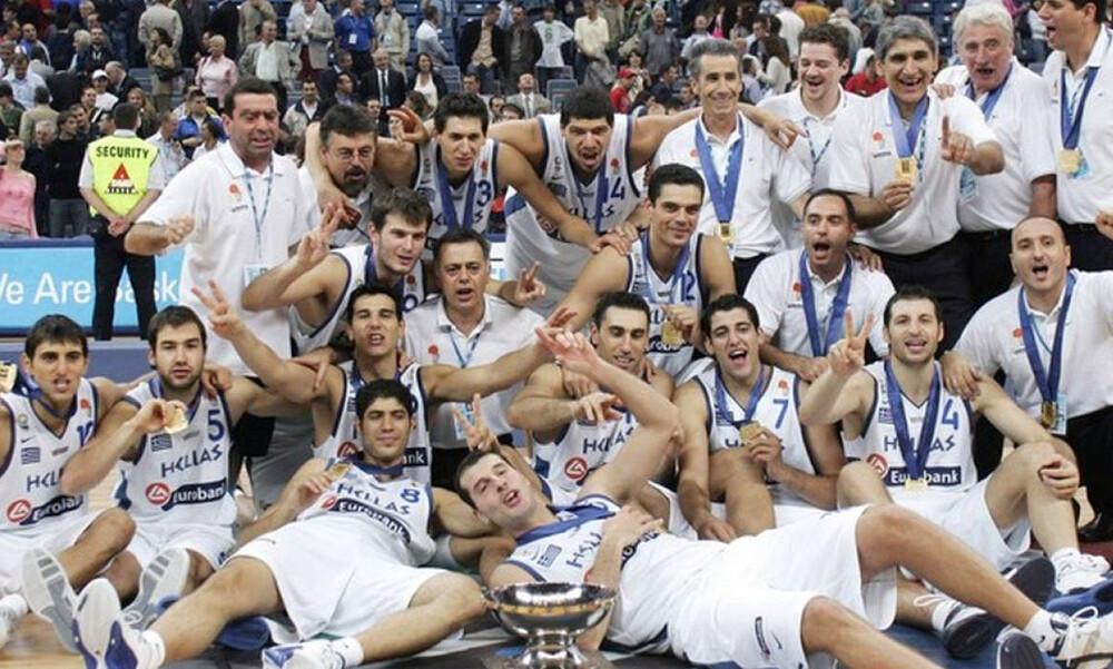 FIBA: Θυμήθηκε την ελληνική κορυφή του 2005 (video+photos)